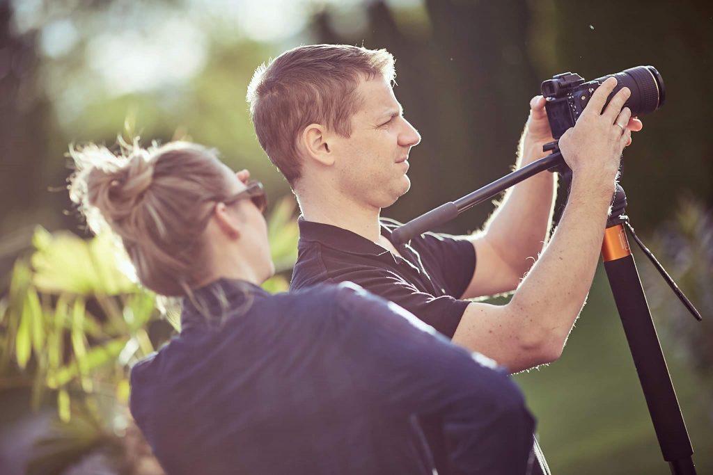 Hochzeitsvideo Hochzeitsfilm Workshop